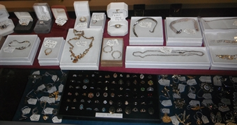 Assorted Sterling, Gold, Costume Jewelry