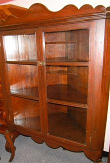 corner cupboard $429 SOLD!